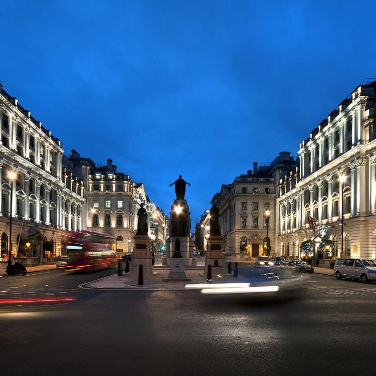 Regent Street London UK & Meyer Lighting Us :: Regent Street London UK